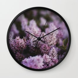 Budlings Wall Clock