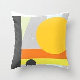 Modern Minimal Throw Pillow