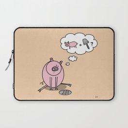 Bacon Laptop Sleeve