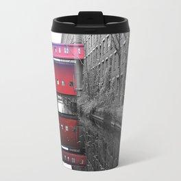 Evolution Of Lowell Travel Mug