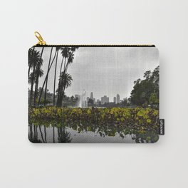 Echo Park Lake Reflection Carry-All Pouch