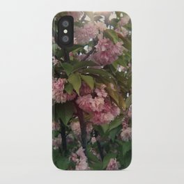 holga flowers. iPhone Case