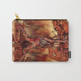Material Jesus Carry-All Pouch