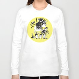 Race Against Time Long Sleeve T-shirt