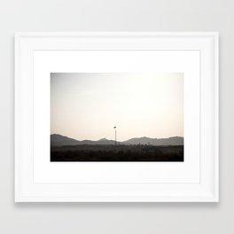 North Korea Framed Art Print