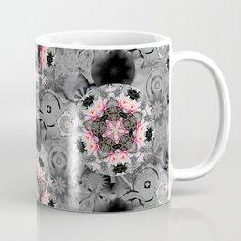 Fancy Lotus Coffee Mug