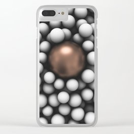 One in a Million Clear iPhone Case