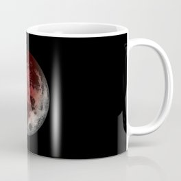 Red Moon Eclipse Coffee Mug