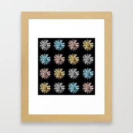 Dinged Group Framed Art Print