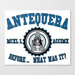 Antequera Canvas Print