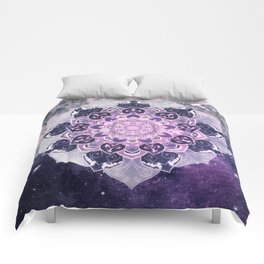 FREE YOUR MIND MANDALA Comforters