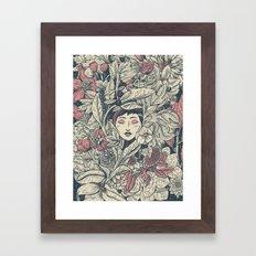 Ecstasy & Decay Framed Art Print