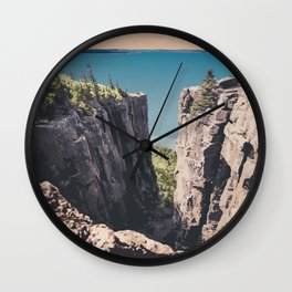Sleeping Giant Provincial Park Wall Clock
