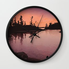 Georgian Bay Islands National Park Wall Clock