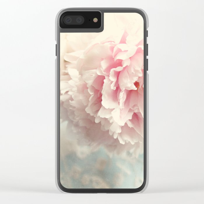 delicate Clear iPhone Case