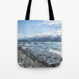 Seward Seashore Tote Bag