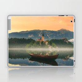 Golden Getaway Laptop & iPad Skin