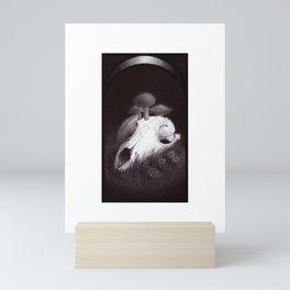 XIII. Death Mini Art Print