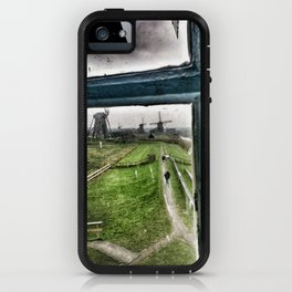 View from a Windmill iPhone Case