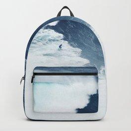 Wave Surfer Indigo Backpack