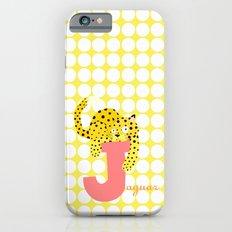 j for jaguar iPhone 6s Slim Case