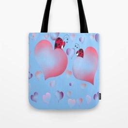 So In Love Tote Bag