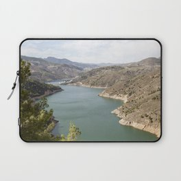 Artifical Lake In Andalusia Laptop Sleeve