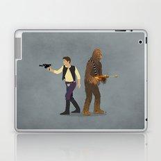 Han & Chewie Laptop & iPad Skin