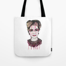 Ruby Mommy Dearest  Tote Bag