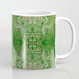 Leafy Dreams Mandala Coffee Mug