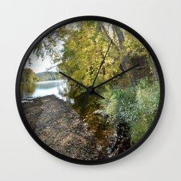Hanging Rock & Peavine Hollow Series, No. 20 Wall Clock