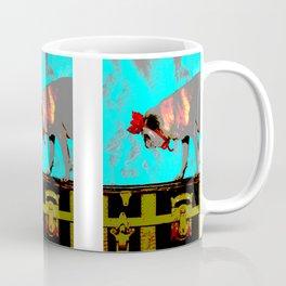 Bow Down to the Pug Coffee Mug