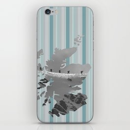 Scotland, the land of mountains iPhone Skin