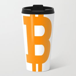 Bitcoin basic Travel Mug