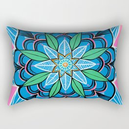 begin within Rectangular Pillow
