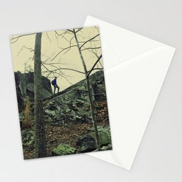 The Climber Stationery Cards