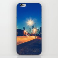 houston iPhone & iPod Skins featuring Houston by GF Fine Art Photography
