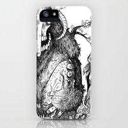 KING FOREST iPhone Case