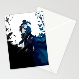 The Crow & The Butterfly Stationery Cards