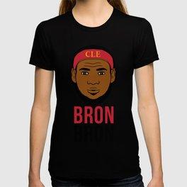 Bron Bron Gold T-shirt