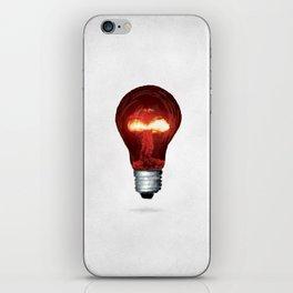 Eureka Bomb iPhone Skin