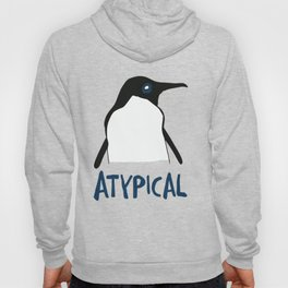 Atypical penguin Hoody