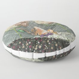 Yoyo Floor Pillow