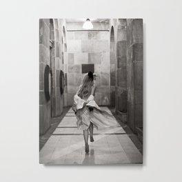 Exhibitionist I Metal Print