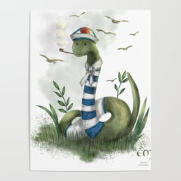 the marin snake Poster