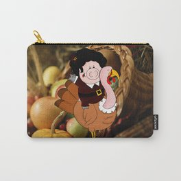 Thanksgiving turkeys Carry-All Pouch