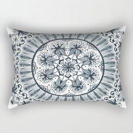 Awaken Nature Mandala Rectangular Pillow