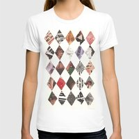diamonds T-shirts featuring DIAMONDS by Brandon Neher