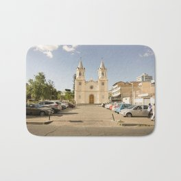 Quito's Church Bath Mat