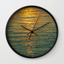 Sunflection Wall Clock